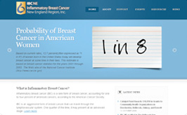 Inflammatory Breast Cancer New England